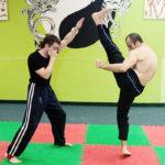 Kickbox Praha 02
